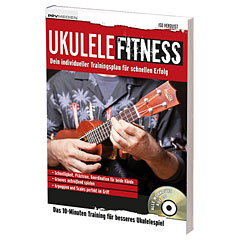 PPVMedien Ukulele Fitness « Libros didácticos