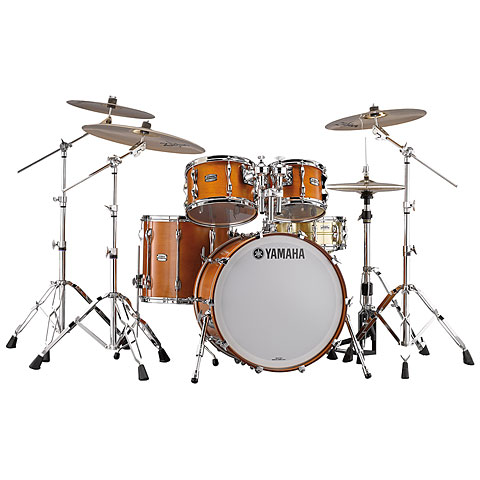 "Batería Yamaha Recording Custom 20"" Real Wood Fusion"