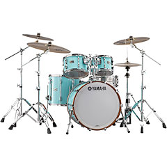 "Yamaha Recording Custom 22"" Surf Green Rock « Schlagzeug"