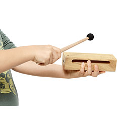 Nino Percussion Mallet Small Rubber Head Medium Hard