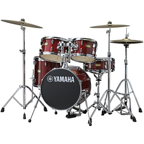 Yamaha Yamaha Junior Kit Manu Katché Cranberry Red