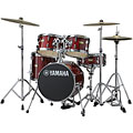 Yamaha Yamaha Junior Kit Manu Katché Cranberry Red « Schlagzeug