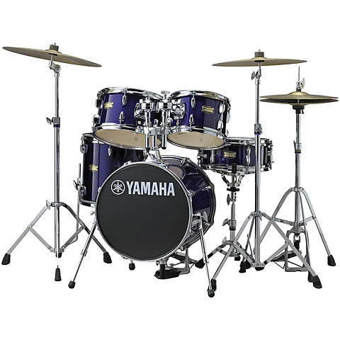 Schlagzeug Yamaha Junior Kit Manu Katché Deep Violet