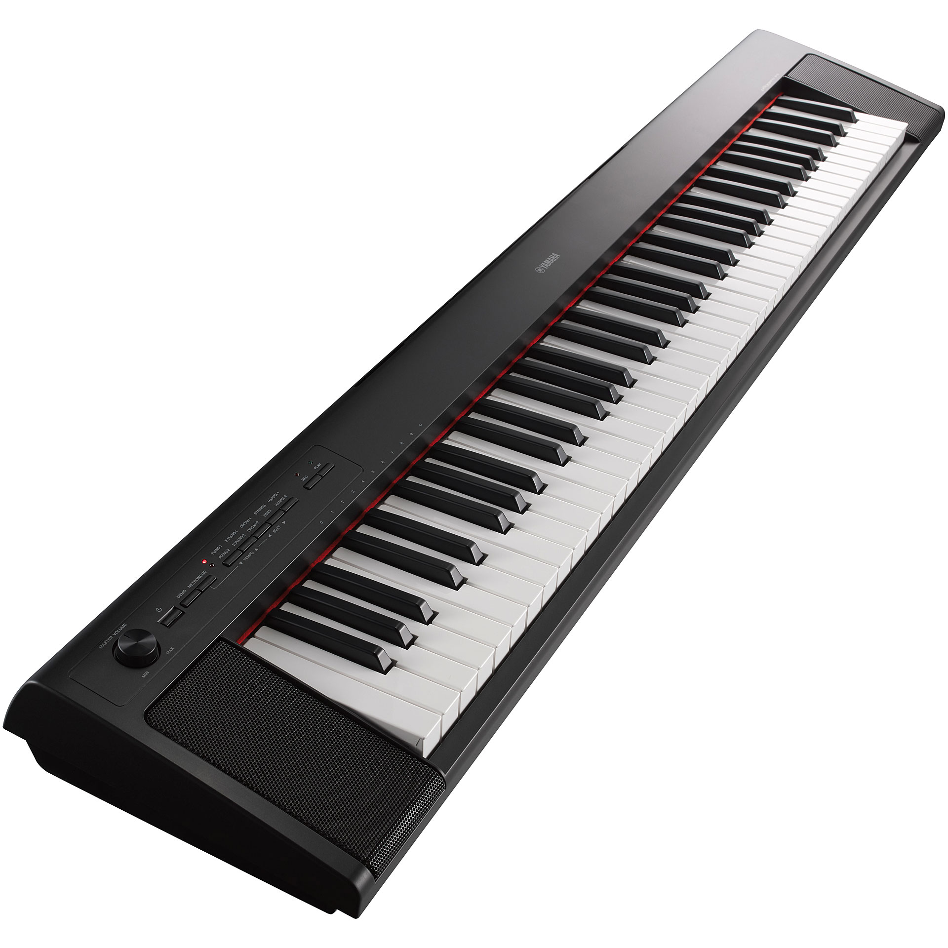 yamaha piaggero np 32 b keyboard. Black Bedroom Furniture Sets. Home Design Ideas