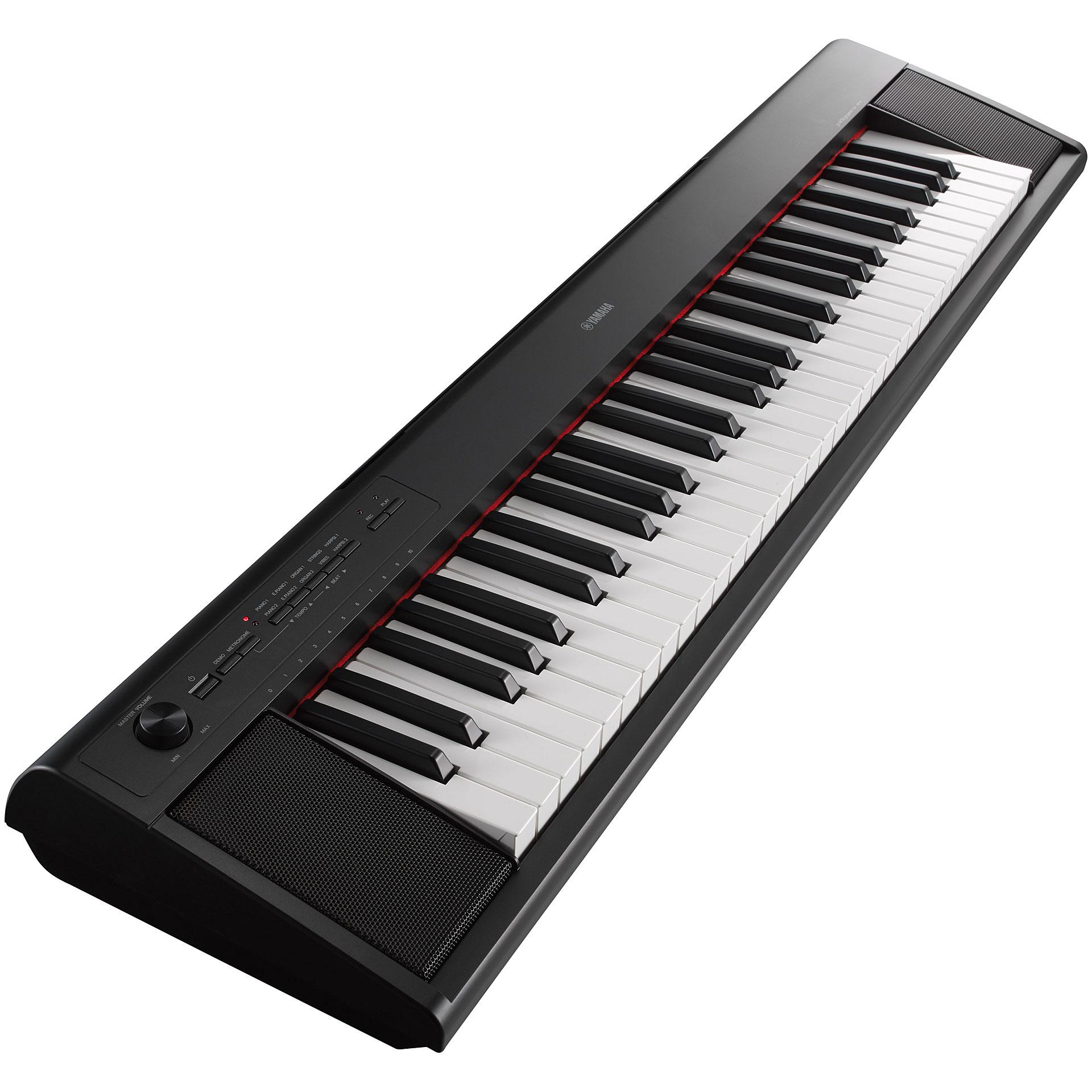 yamaha piaggero np 12 b keyboard