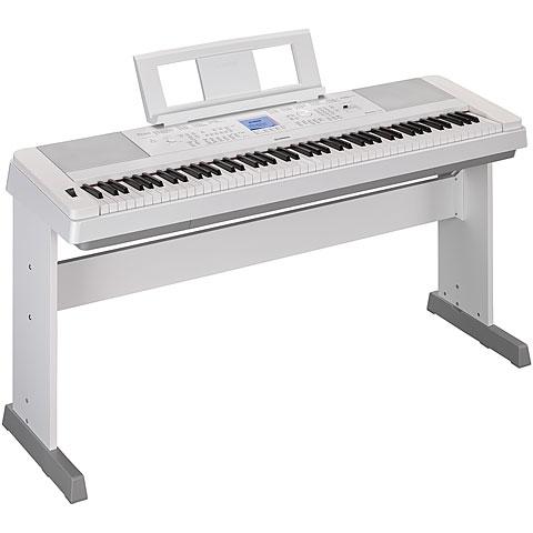 Digitalpiano Yamaha DGX-660 WH