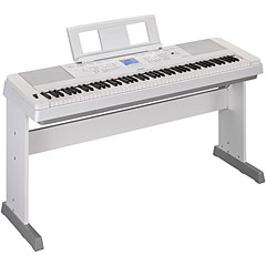 Yamaha DGX-660 WH « Piano digital