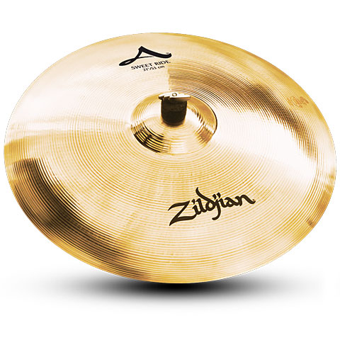 Zildjian A 21  Sweet Ride, brilliant