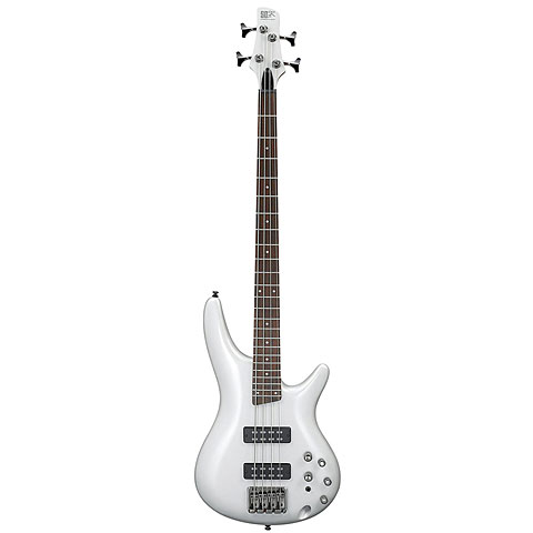 Ibanez Soundgear SR300E PW « Electric Bass Guitar