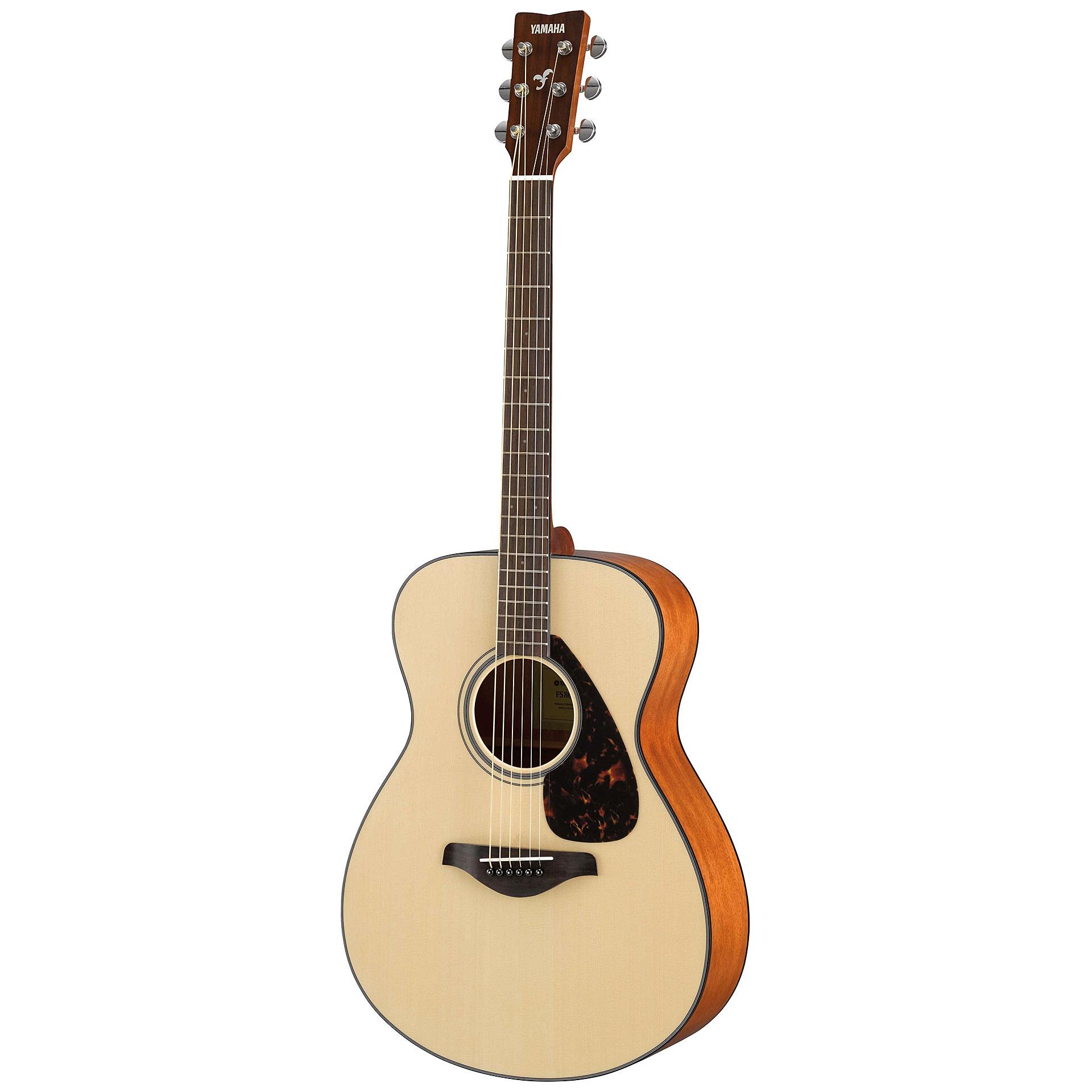 yamaha fs800 nt guitare acoustique. Black Bedroom Furniture Sets. Home Design Ideas