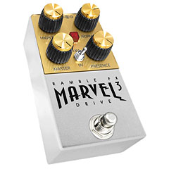 Ramble FX Marvel Drive 3 WHT « Guitar Effect