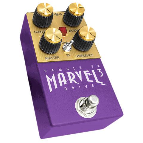 Ramble FX Marvel Drive 3 PPL