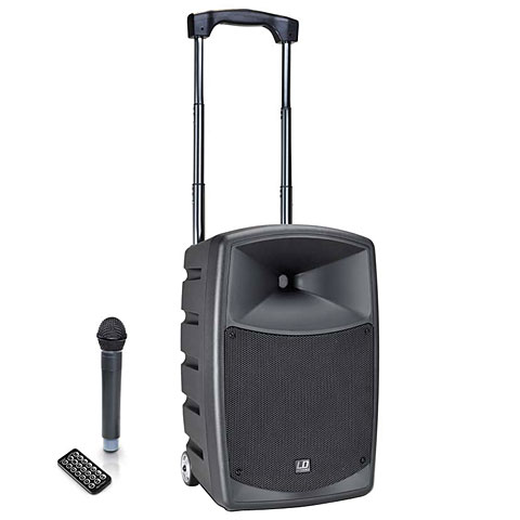 Battery powered PA-Set LD Systems Roadbuddy 10