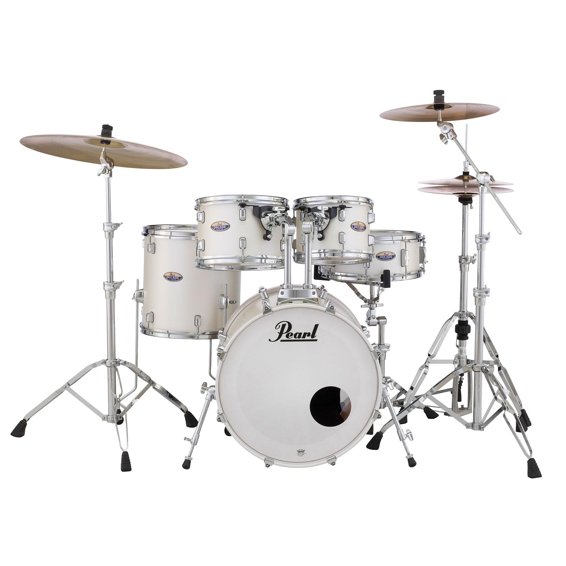 pearl decade maple dmp925s c229 drum kit. Black Bedroom Furniture Sets. Home Design Ideas