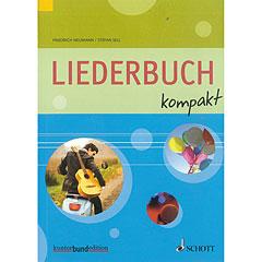 Schott Liederbuch kompakt « Recueil de morceaux