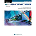 Play-Along Hal Leonard Great Movie Themes for Clarinet