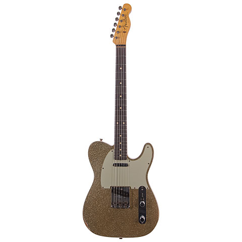 Fender Custom Shop 1962 Telecaster Custom, Relic GLS