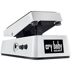 Dunlop CBM105 Crybaby Bass Mini Wah « Effektgerät E-Bass