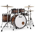 Drum Kit Pearl Wood Fiberglass FW924XSP/C327 Satin Cocoa Burst