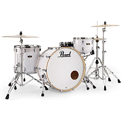 Pearl Wood Fiberglass FW943XP/C400 White Marine Pearl « Drum Kit