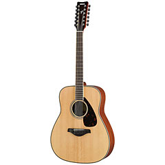 Yamaha FG820-12 « Guitarra acústica para zurdos