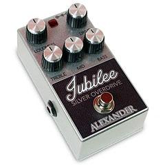 Alexander Jubilee Silver Overdrive « Effets pour guitare électrique