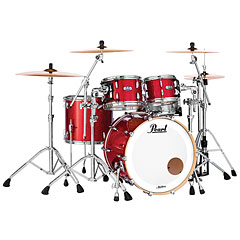 "Pearl Masters Maple Complete 20"" Inferno Red Sparkle « Schlagzeug"