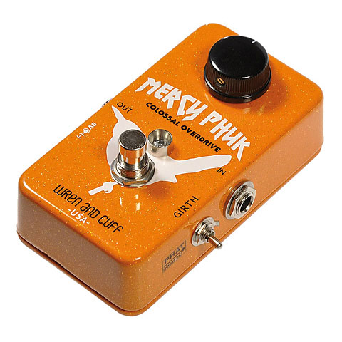 Effektgerät E-Gitarre Wren and Cuff Mercy Phuk