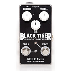 Greer Amps Black Tiger « Pedal guitarra eléctrica
