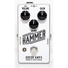 Greer Amps Hammer « Guitar Effect