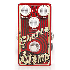 Greer Amps Ghetto Stomp « Pedal guitarra eléctrica