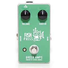 Greer Amps Fish Press « Effets pour guitare électrique