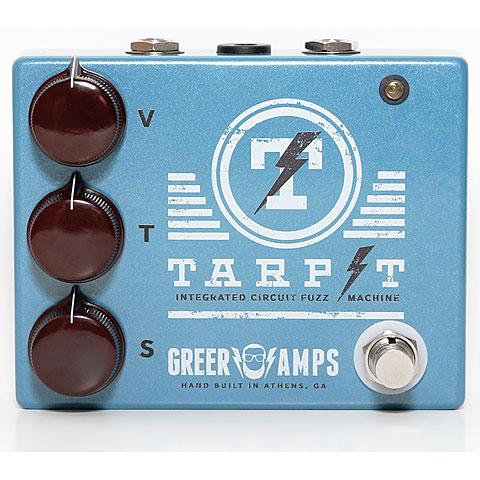 Effectpedaal Gitaar Greer Amps Tarpit Fuzz