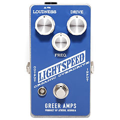 Greer Amps Lightspeed Organic Overdrive « Guitar Effect
