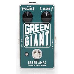 Greer Amps Green Giant « Effets pour guitare électrique
