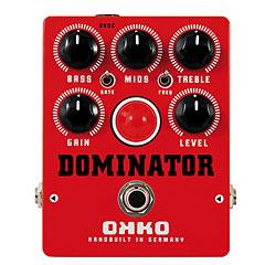 Okko Dominator MK2 Red « Effectpedaal Gitaar