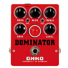 Okko Dominator MK2 Red « Effektgerät E-Gitarre