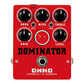 Effetto a pedale Okko Dominator MK2 Red