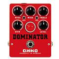 Pedal guitarra eléctrica Okko Dominator MK2 Red