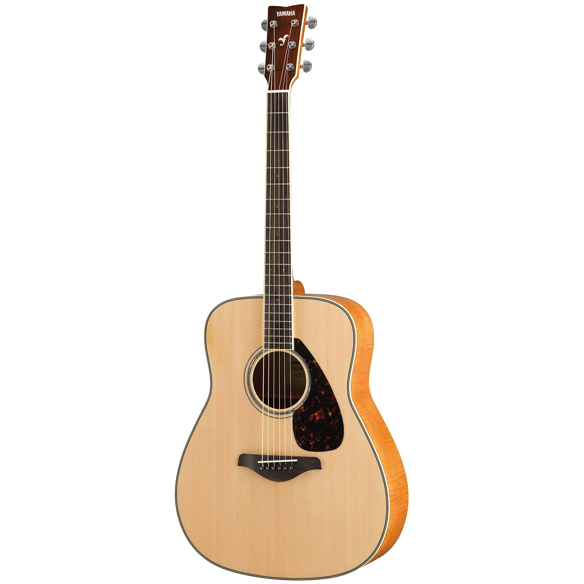 Yamaha Fgs Acoustic Guitar