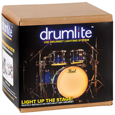 Drumlite Full kit 22/10/12/16 single