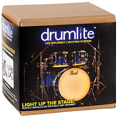 Drumlite Full kit 22/10/12/16 single « Accessoires de batterie