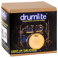 Drumlite Full kit 20/10/12/14 single « Accessoires de batterie