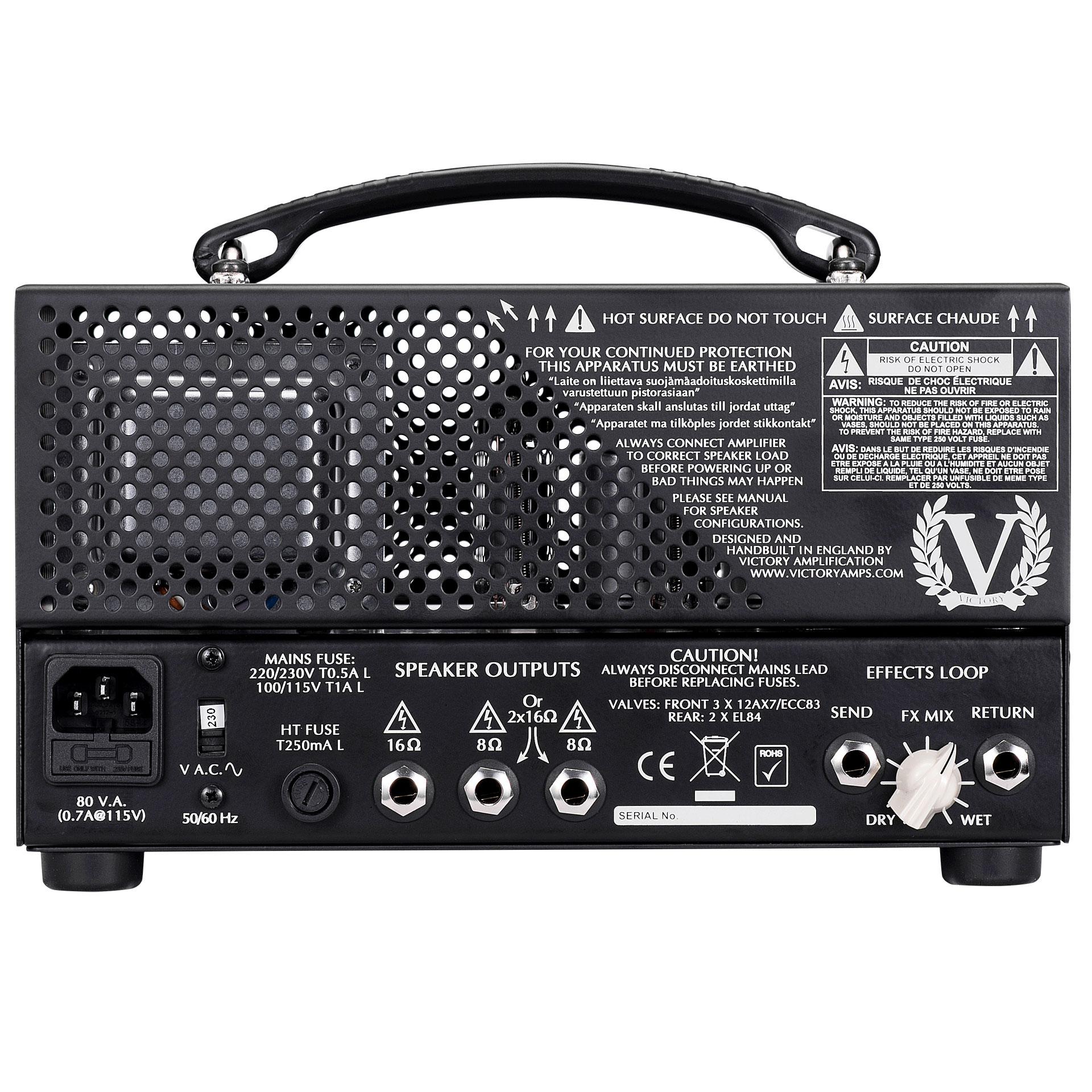 Victory Bd1 Guitar Amp Head : victory bd1 guitar amp head musik produktiv ~ Hamham.info Haus und Dekorationen