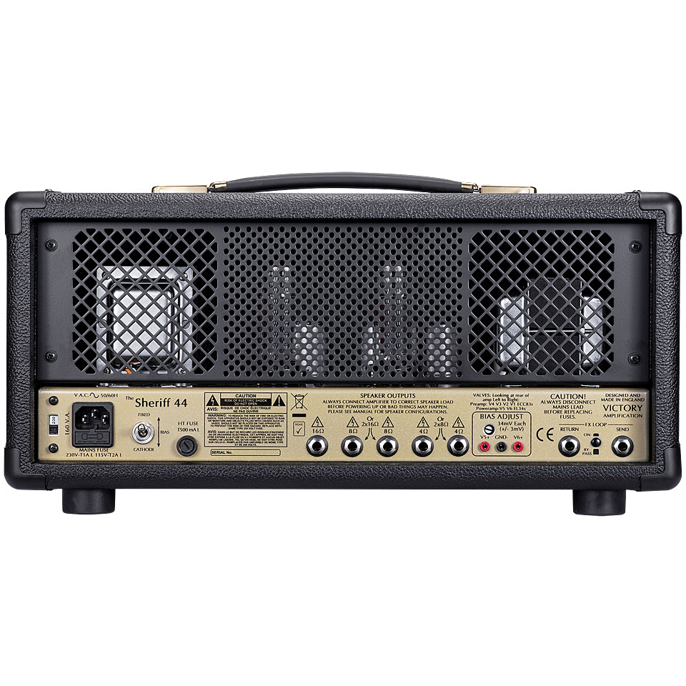 victory the sheriff 44 guitar amp head. Black Bedroom Furniture Sets. Home Design Ideas