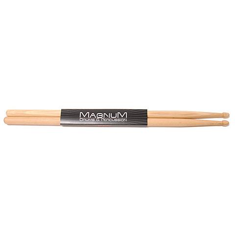 Baquetas para batería Magnum US-Hickory 7A Wood Tip