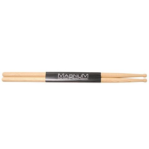 Baquetas para batería Magnum US-Hickory MS-SGUL Wood Tip