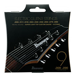 Ibanez IEGS9 « Electric Guitar Strings