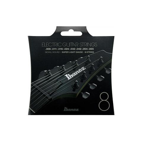 Saiten E-Gitarre Ibanez IEGS8