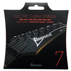 Ibanez IEGS7 « Electric Guitar Strings